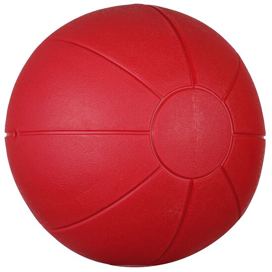 Togu® Medizinball aus Ruton® 1 kg, ø 21 cm, Rot