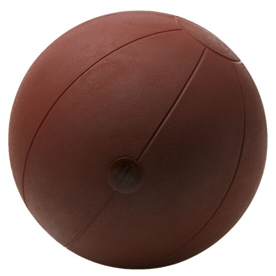 Togu Medizinball aus Ruton 1,5 kg, ø 28 cm, Braun