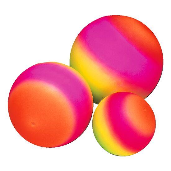 Togu® Neon-Regenbogenball ø ca. 18 cm, ca. 110 g