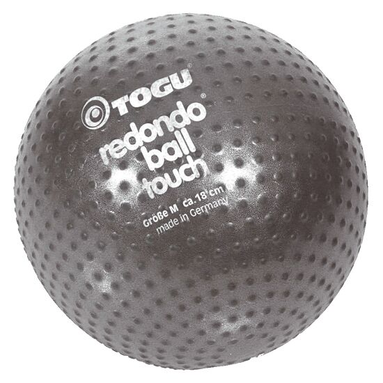 Togu® Redondo®-Ball Touch ø 18 cm, 150 g, Anthrazit