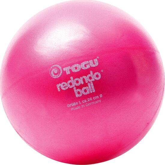Togu® Redondo®-Ball ø 26 cm, 160 g, Rubinrot