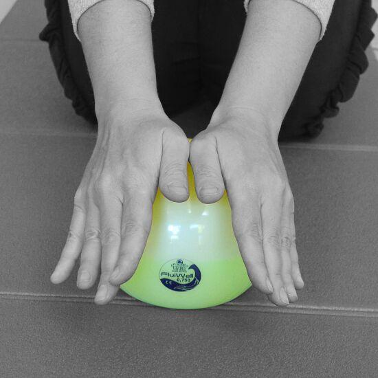 "Trial Medizinball  ""Fluiwell"" 0,75 kg, ø 13,5 cm"