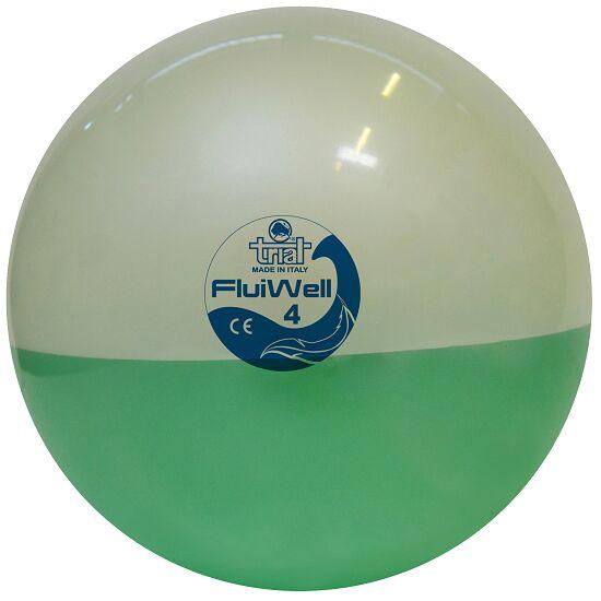 "Trial Medizinball  ""Fluiwell"" 4 kg, ø 25 cm"
