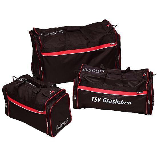 Vereinsaufdruck auf Sporttaschen