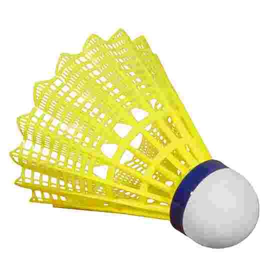 "Victor Badmintonbälle ""Shuttle 1000"" Blau, mittel, Neongelb"