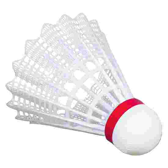 """Victor Badmintonbälle """"Shuttle 2000"""" Rot, schnell, Weiß"""