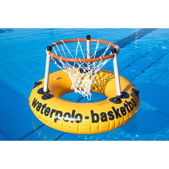 Wasser-Basketball-Korb mit Reifen