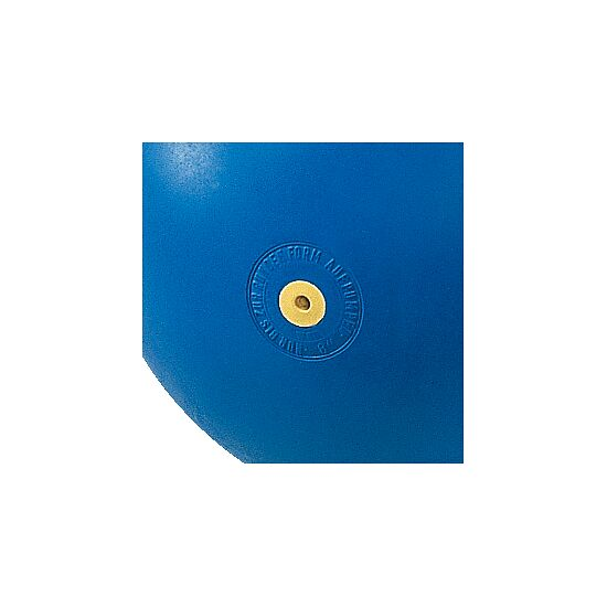WV Gymnastikball Gymnastikball aus Gummi ø 16 cm, 320 g, Blau