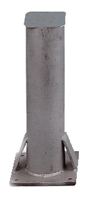 Bodenhülse für Beachvolleyball-Pfosten ø 83 mm