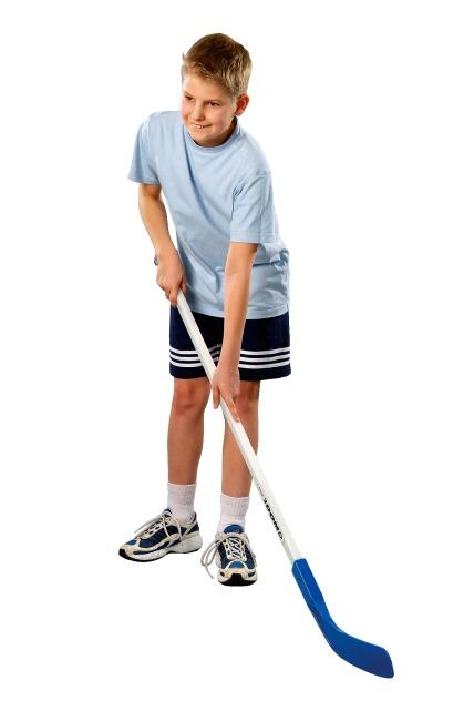 """Dom® Hockeyschläger """"Cup"""" Kelle Rot"""