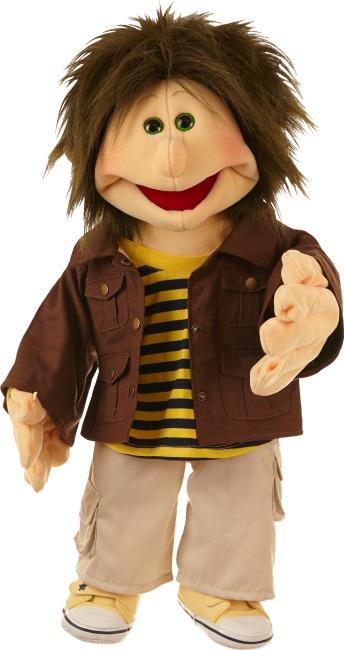 "Living Puppets® Handpuppe ""Malte"""