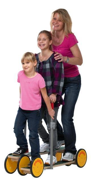 Pedalo Family