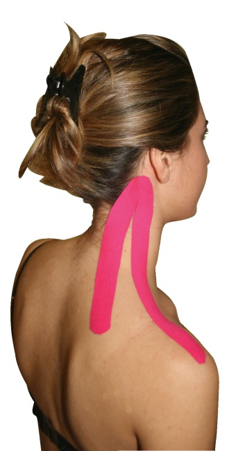 Sarasa Kinesiologie Tape Pink