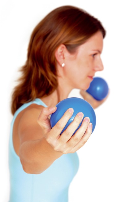 Sissel® Pilates Toning Ball Set