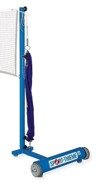 Sport-Thieme Badminton-Pfosten Mit Flaschenzugsystem