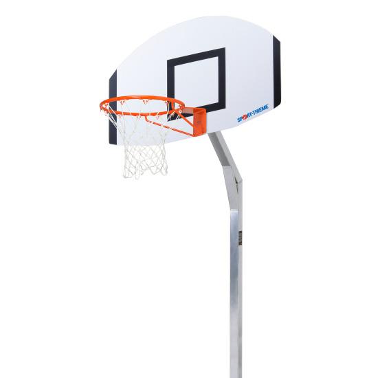 """Sport-Thieme® Basketballanlage """"Jump"""" Mit 65 cm Ausladung"""