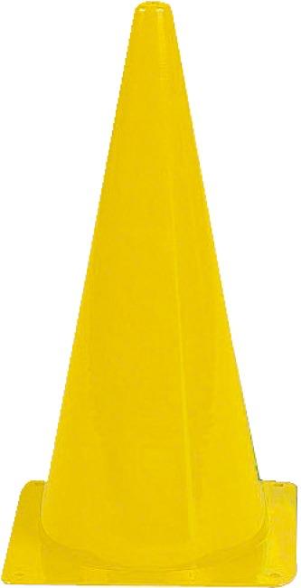 Sport-Thieme® Sport-Thieme® Markierungskegel 20,5x20,5x37 cm, Gelb