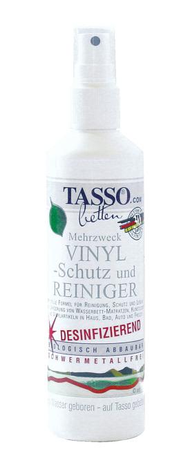 Tasso Wasserbett-Vinylreiniger