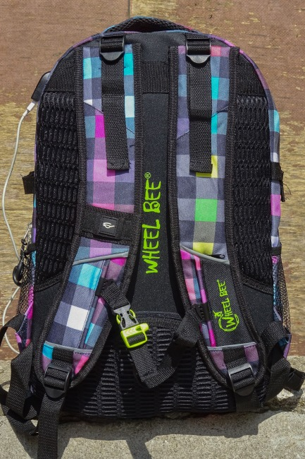 Wheel Bee® LED Rucksack Multicolour