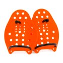 Sport-Thieme Swim-Power Paddles Größe XS, 17x13 cm, Orange