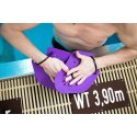 Sport-Thieme Swim-Power Paddles Größe XXL, 26x21 cm, Violett