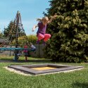 "Eurotramp Kids-Bodentrampolin ""Kindergarten Mini"" Sprungtuch eckig"