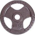 Sport-Thieme® Wettkampf-Guss-Hantelscheibe 1,25 kg