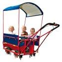 Krippenwagen für 6 Kinder