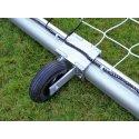 Transportrollen für freistehende Tore Ovalprofil 100x120 mm, Profilnut normal