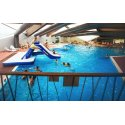 Aquaglide® Freefall mit Pool Slide Pad