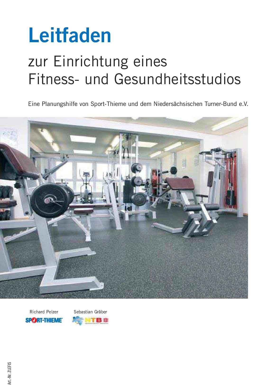 Leitfaden zur Einrichtung von Fitness- und Gesundheitsstudios