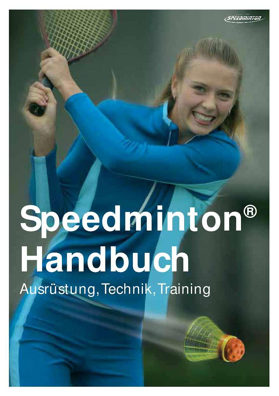 Speedminton Handbuch