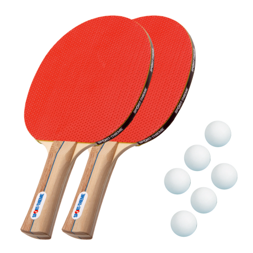 "Sport-Thieme Tischtennisschläger-Set ""Rom"""