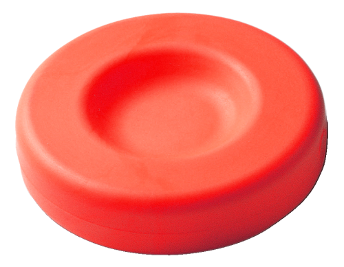 Floorball-Puck