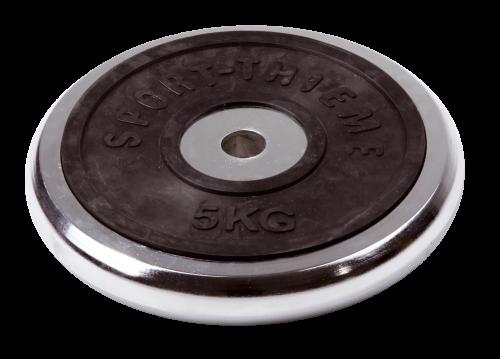 Sport-Thieme Chromhantelscheibe