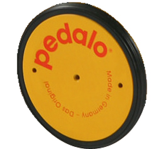Ersatzrad für Pedalo