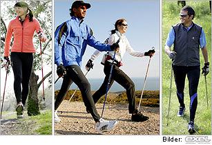Nordic Walking - Volkssport Nr. 1