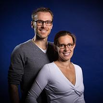 Maximilian Hohe und Katharina Thieme-Hohe
