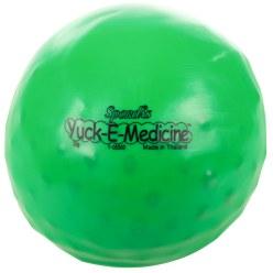 "Spordas Medizinball  ""Yuck-E-Medicineball"""