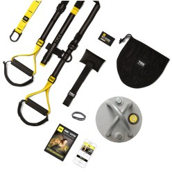 "TRX® Suspension Trainer ""Home 2"" + TRX® X Mount Wand/Deckenbefestigung"