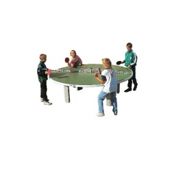 """Sport-Thieme® Polymerbeton-Tischtennisplatte """"Rondo"""""""