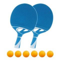 """Cornilleau Tischtennisschläger-Set """"Tacteo 30"""""""