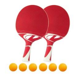 """Tischtennisschläger-Set """"Tacteo 50"""""""