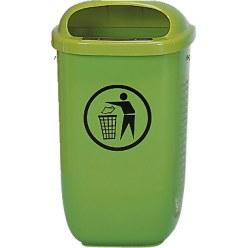 Abfallkorb nach DIN
