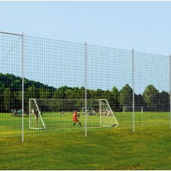 """Sport-Thieme Ballfangnetz-Anlage """"Standard"""", 25x5 m"""