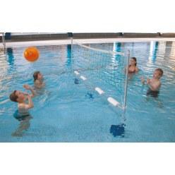Wasser-Volleyball