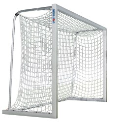 Sport-Thieme® Alu-Kleinfeldtore 3x2 m, Quadratprofil, frei stehend oder in Bodenhülsen