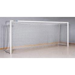 Hallenfußballtor 5x2 m Quadratprofil 80x80 mm