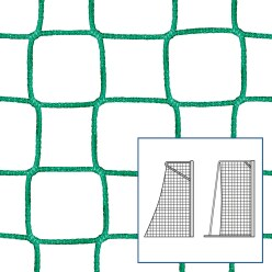 Knotenloses Kleinfeld-/Handballtornetz 310x210 cm