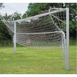 Hochklappbarer Alu-Bodenrahmen, für Jugendfußballtore 5x2 m
